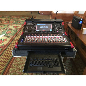 DiGiCo SD9 Console Case with Dog House
