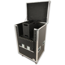 Load image into Gallery viewer, 30 Slot Mic Stand Case with Trays