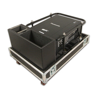 Panasonic PT-RZ21K Projector Case with Lens Storage
