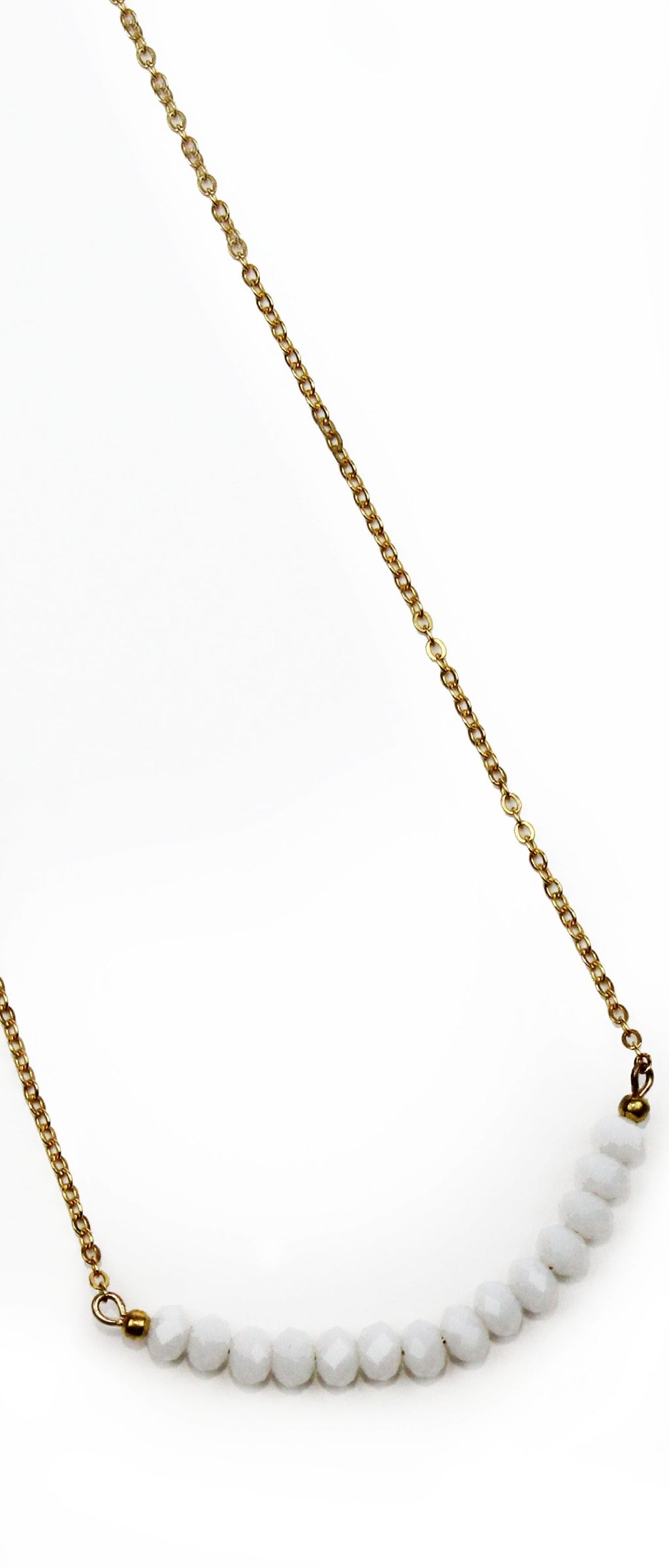 Must Have Stones Gold Necklace