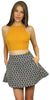 Heat is On Mustard Bow Crop Top