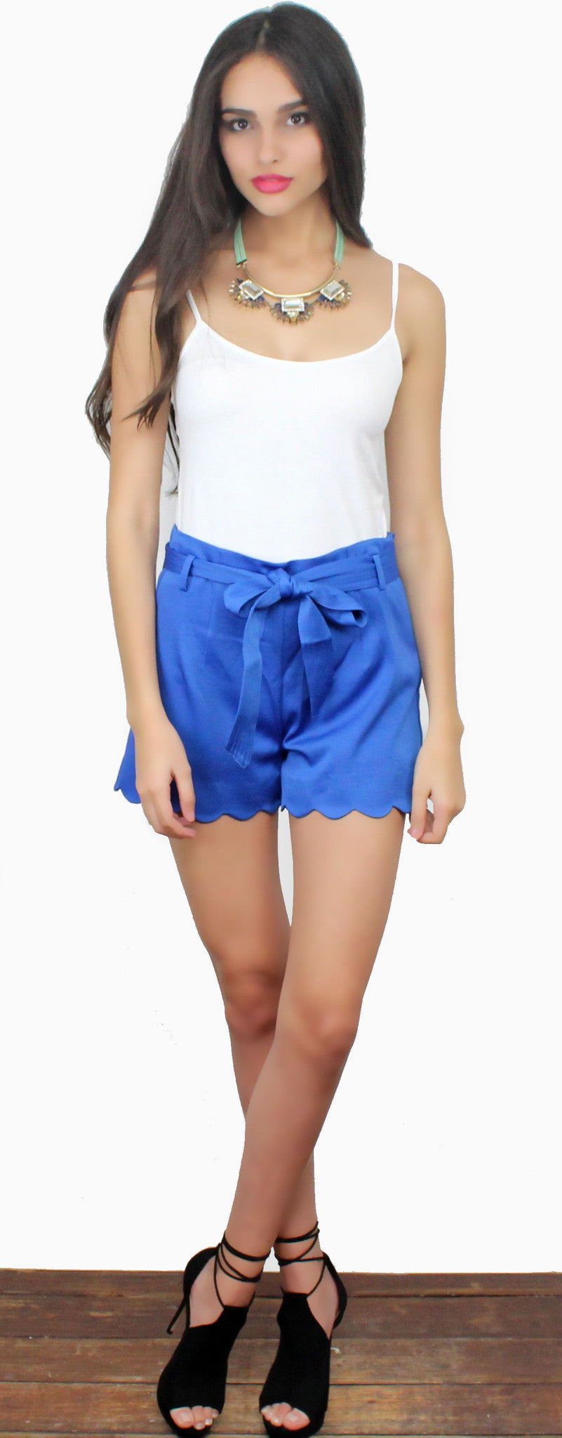 Weekend Hobby Royal Blue Shorts