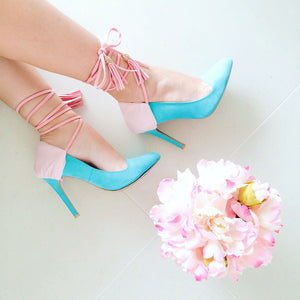 Pretty in Pink | Heel Condoms
