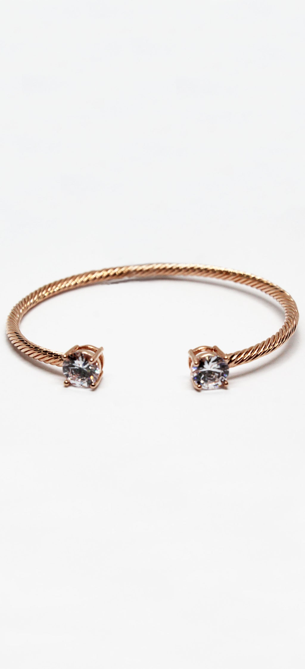 Let's Shine Rose Gold Bracelet
