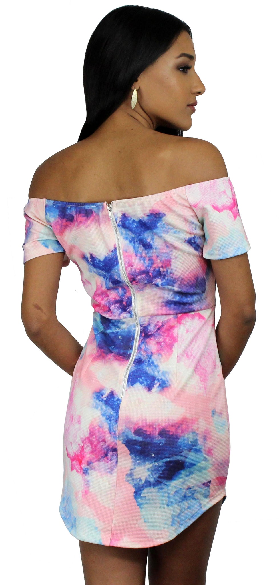 From Spring Water Colour's Print Dress