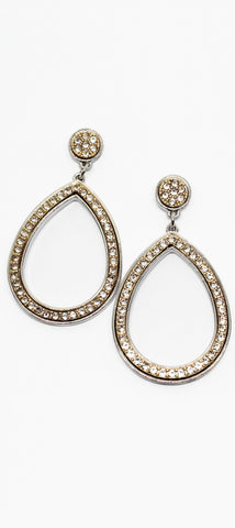 Elegant Beauty Rhinestones Earrings