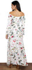 Maxin' Relaxin' Floral Print Maxi Dress