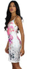 To Be Loved Floral Bodycon Dress