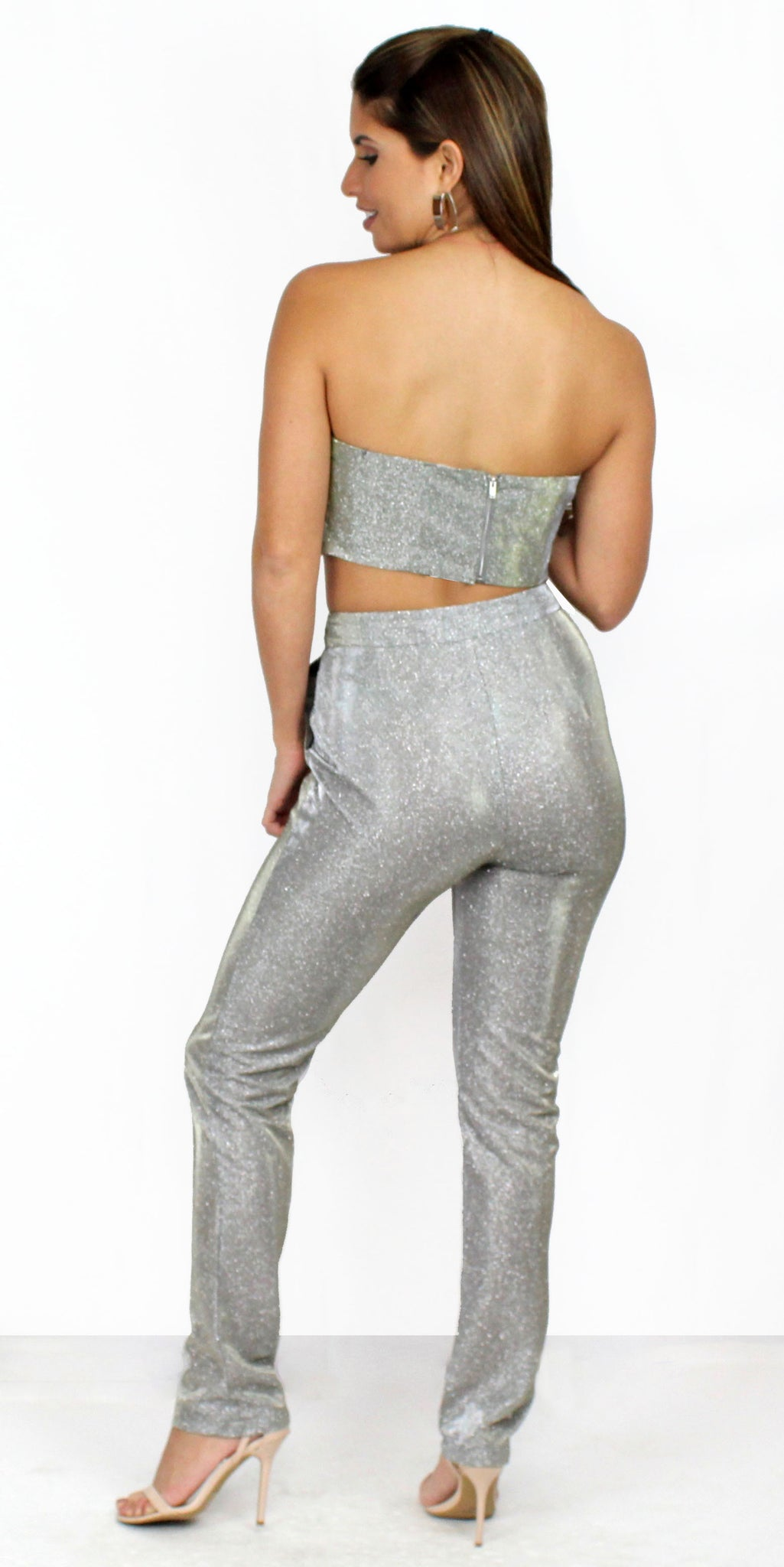 Star Shine with Glitter Two-Piece Set