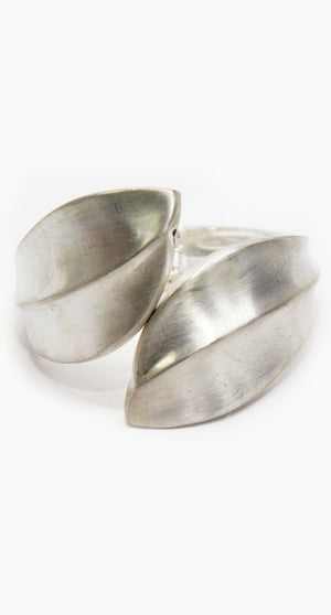 First Instinct Metal Silver Cuff