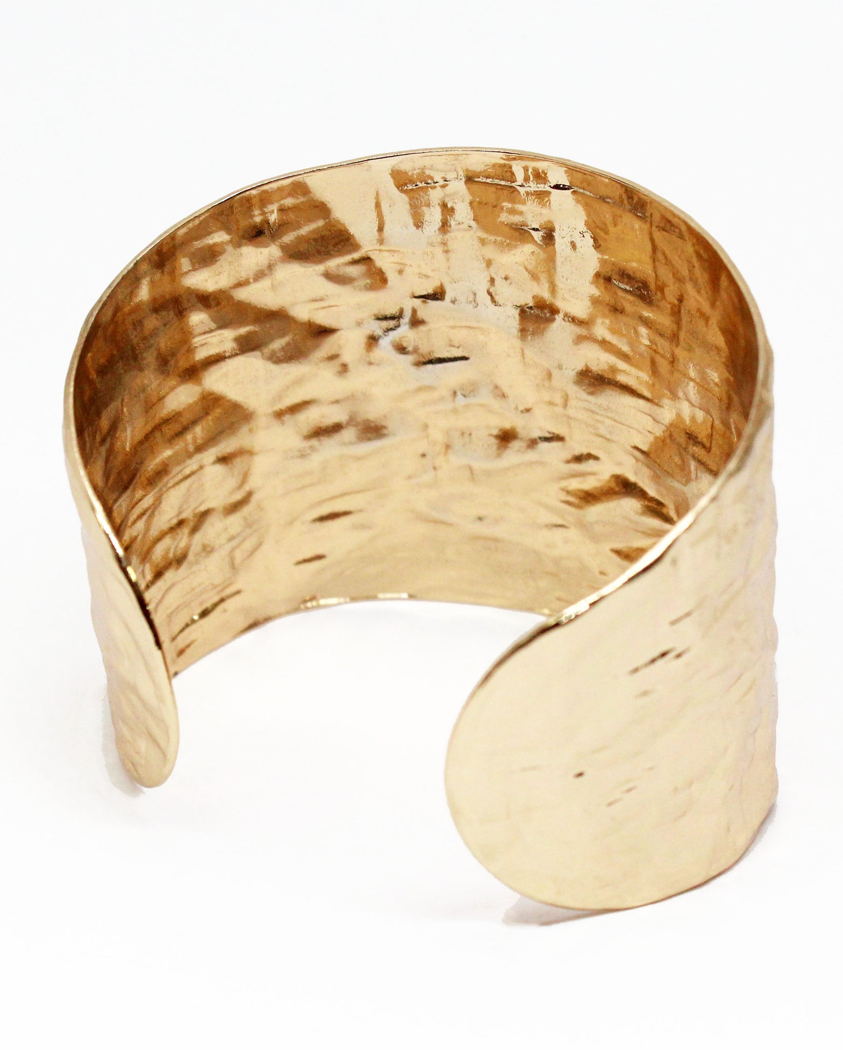 Be You in Gold Cuff Bracelet