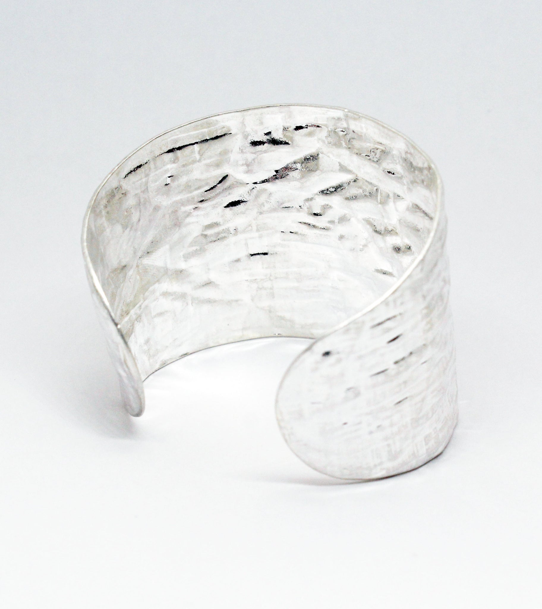 Be You in Silver Cuff Bracelet