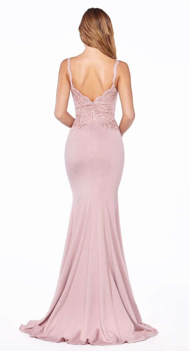 Forever and Always Lace Bridesmaid Dress