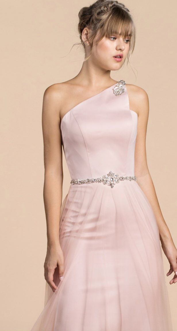 Absolutely Breathtaking Bridesmaid Dress
