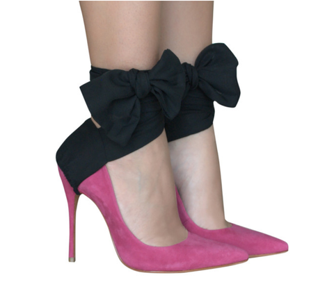 Black Tie Affair | Heel Condoms
