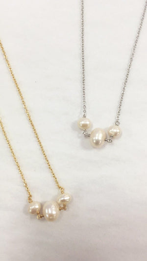It's all About Pearls Necklace