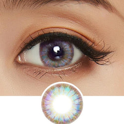 Colorful natural eyes (12 months) contact lenses