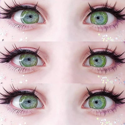 Cosplay Oz Fairy Light Green (12 months) contact lenses
