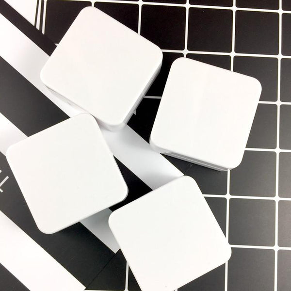New Contact Lens Box Small Square Contact Box