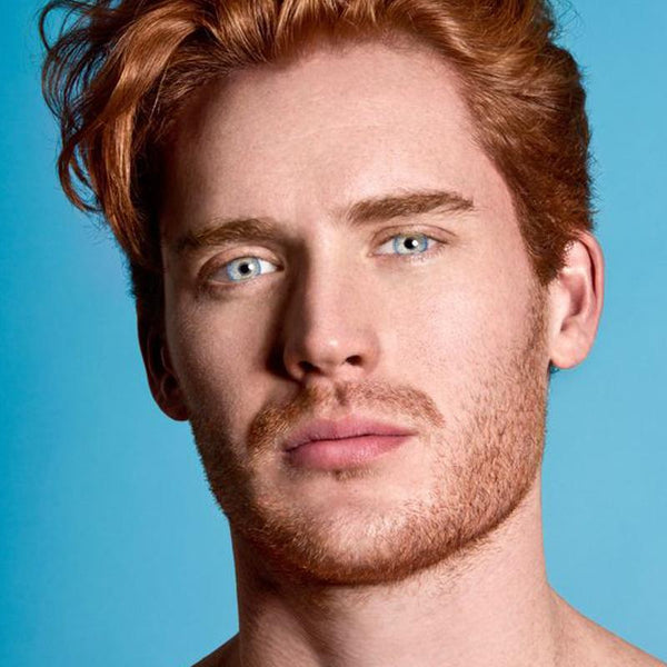 Men's Fairy Rainbow Tri-Color (12 Months) Contact Lenses
