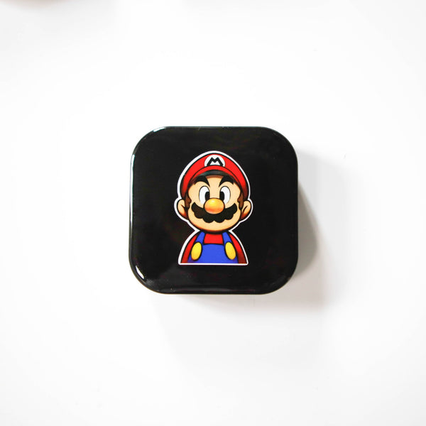 Mario Super Marie Contact Lens Case Contact Lens Case - ilabar