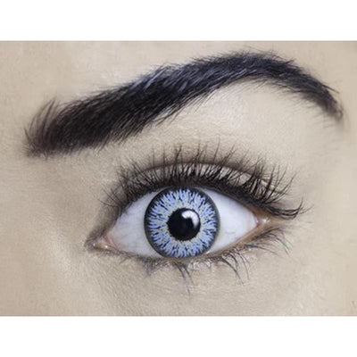 Crystal Blue Natural Coloured Contact Lenses