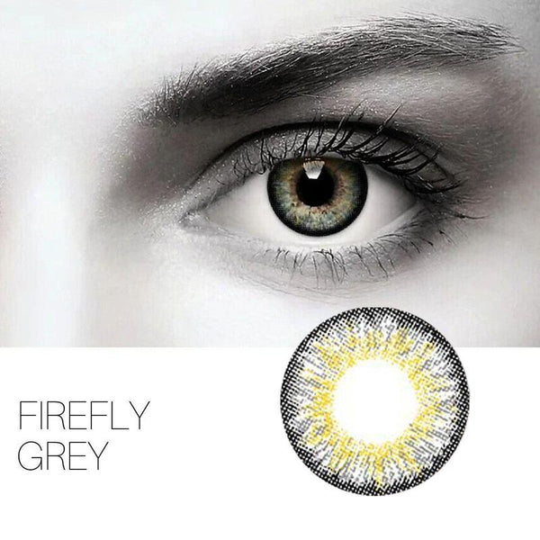 Firefly Prescription 2 Colors (12 Month) Contact Lenses - ilabar