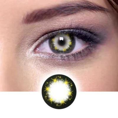 Sky blue contact lenses (12 months) - ilabar
