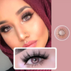 Ocean Pink (12 Month) Contact Lenses - ilabar