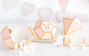 Bride To Be Favor Boxes