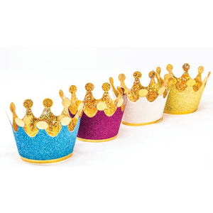 Colorful Mini Crowns