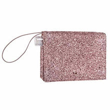 Load image into Gallery viewer, Flask W/Glitter Clutch
