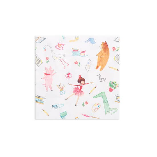 Lola Dutch Lola + Friends Large Napkins