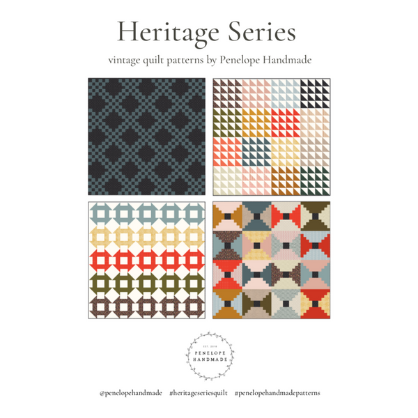 Heritage Series: Fabric Requirements