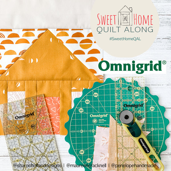Sweet Home QAL Giveaway-Week 3