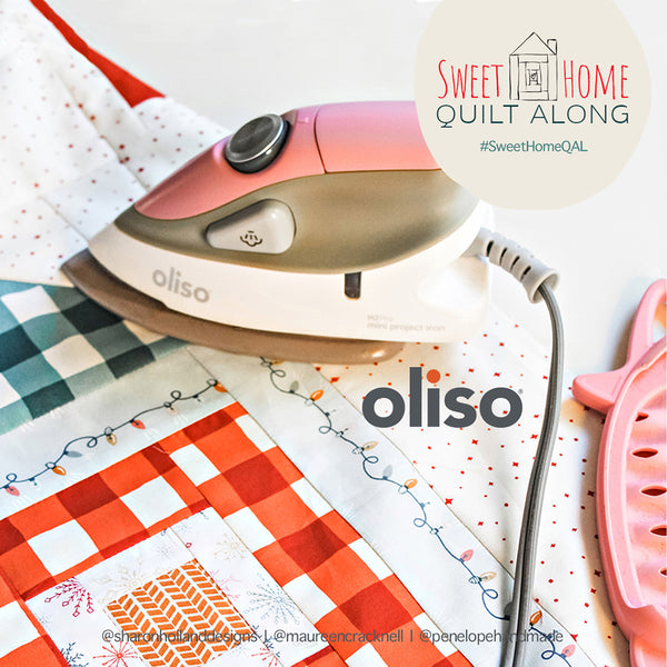 Sweet Home QAL Giveaway-Week 5