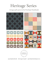 Load image into Gallery viewer, Heritage Series Quilt Pattern