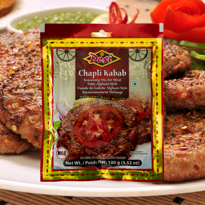 This popular dish made from ground mutton or beef combined with this seasoning mix gives an aromatic flavour and smell that leaves everyone's mouth watering for more.