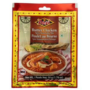 Butter Chicken spicy seasoning Mix. NO MSG