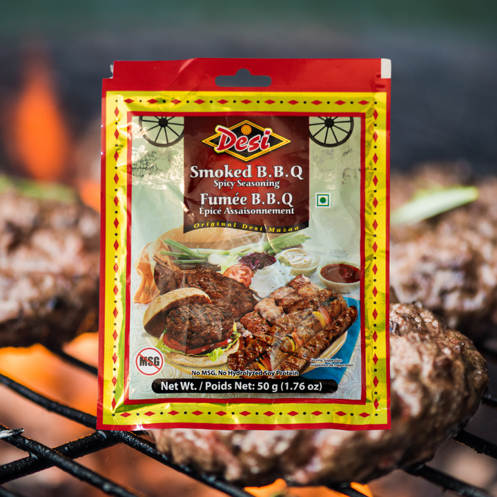 Perfect for beef, chicken and especially lamb, this smoked BBQ seasoning is what makes grilling so delicious.