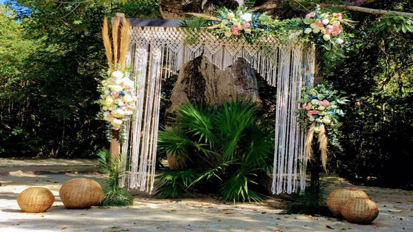 Flowers & Gazebo's By Nuvo - Gold Package
