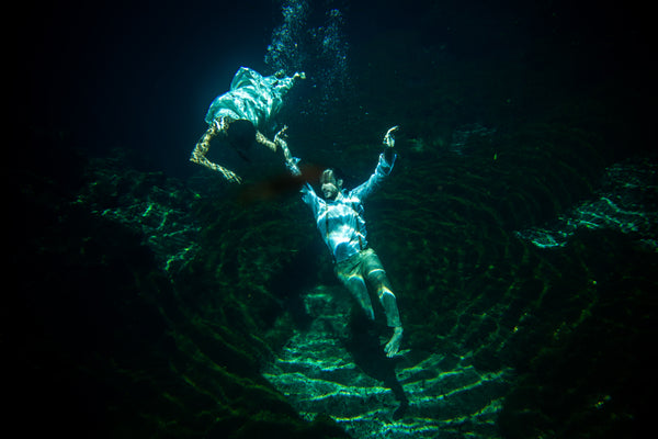 Trash the Dress - Beach & Cenote
