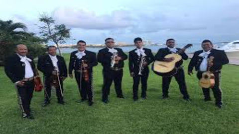 Destination wedding entertainment by Nuvo