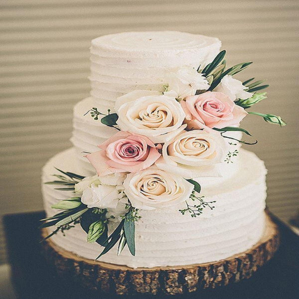 Nuvo Weddings - Wedding Cakes