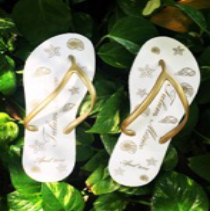 Personalized Beach Sandles