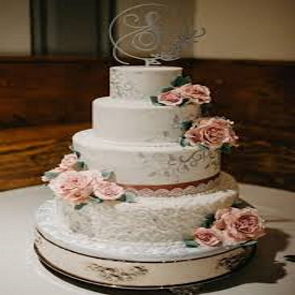 Nuvo Weddings - The Wedding Cake