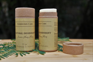 Feel fresh and confident with this Eco-friendly natural deodorant! Fighting bad odours while keeping your skin hydrated!