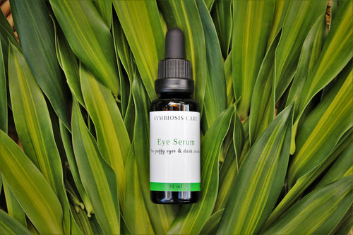 Keep your eyes looking radiant and fresh with our natural eye serum!