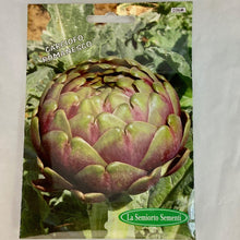 Load image into Gallery viewer, 36 - ARTICHOKE SEEDS