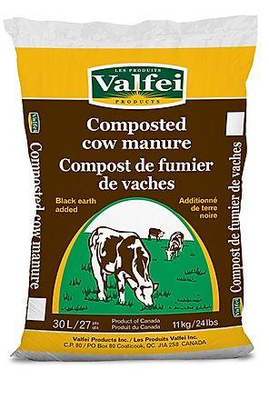 Valfei - Composted Cow Manure 30 L